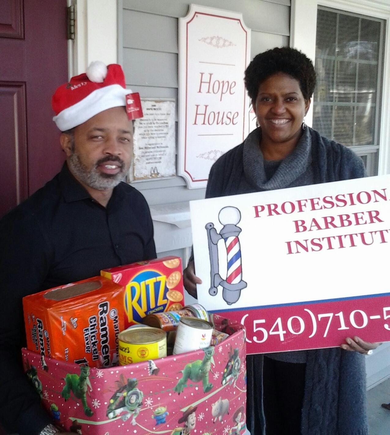 Barber Institute Contributions