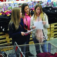 Investment employees brighten holidays for families in need