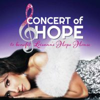 Stars come out for charity concert for Loisann's Hope House